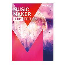 MAGIX MUSIC MAKER EDM 2018 EDITION DOWNLOAD / SERIAL / ACCOUNT - BLITZVERSAND ✔⚡