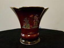 CROWN DEVON FIELDINGS Enamel vase