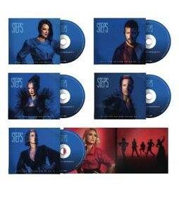 STEPS - SIGNED - What The Future Holds Part 2 - 5 EXCLUSIVE CD SET