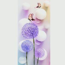 Dandelion Fiori e farfalle diamante FAI DA TE PITTURA MOSAICO KIT FOTO