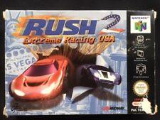 Nintendo 64 : Rush 2 Extreme Racing USA N64 CIB