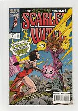Scarlet Witch #1 NM 1994 Marvel Comic
