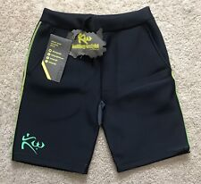 Kutting Weight Men's Size Large Sauna Neoprene Weight Loss Exercise Shorts Nwt