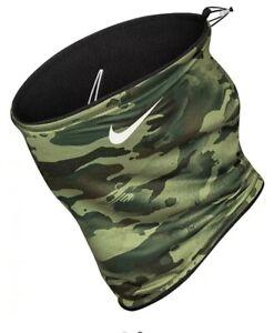 Nike Running Therma Reversible Neck Warmer Black/Spiral Unisex L/XL