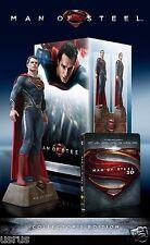 Man of Steel 3D Ultimate Collector's Edition SteelBook w/Superman 1/6 Statue