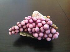 Harmony Kingdom 'Grapes' #Hg4Gr Retired 2004 New In Box