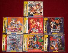 * complet * Sega Saturn SS jeu street fighter zero 3 ntsc-j japonaise import sf iii
