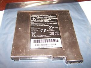 Compaq Computer Corporation Series PP100C Lithium Battery SOLD AS IS