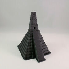 Tikal (Temple of the Great Jaguar Model - Scaled 100% Accurate Model Diorama