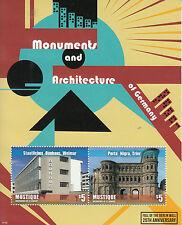 Echte Briefmarken mit Motiven aus Berlin