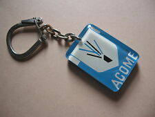 PORTE CLEFS RESINE *ACOME FILS ET CABLE ELECTRIQUES*