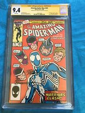 Amazing Spider-Man #281 - Marvel - CGC SS 9.4 NM - Signed by Frenz, Breeding