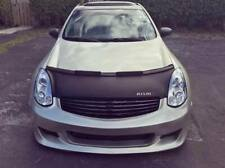 Bonnet Hood Bra in CARBON + NISMO Fits INFINITI G35 COUPE 03 04 05 06 07