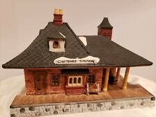 Department 56 ~ Dickens' Village ~ Chadbury Station And Train