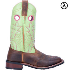 """LAREDO CLOVER 11"""" WOMEN'S WESTERN BOOTS 5606 * ALL SIZES - NEW"""
