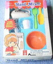 Miss Merry'S HAND MIXER Giocattolo Set 1980-nessuna batteria necessaria-Merry Toys