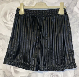 Boys Age 8-9 Years - Black PE Shorts