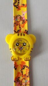 Tiger -  Children's Slap Watch.  Top quality.