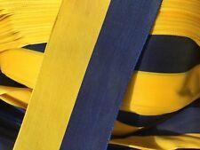 Vintage Natural fibre Vintage Sash Ribbon, 5 cm. Ruban ancien.
