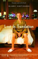 Lost In Translation (2003) Movie Poster, Original, Ss, Unused, Nm, Rolled