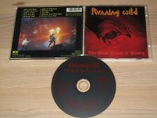 Running Wild CD - the First Years of Piracy/N0184-2 in Mint