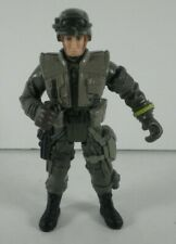 """Military Soldier Infantry Trooper 4"""" Toy Action Figure Chap Mei a"""
