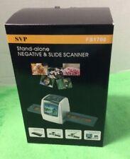 Stand Alone Format Film Scanner & Slide Digitizer Digital Image Converter 35mm