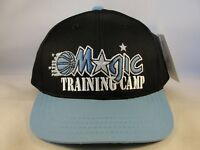 Toddler Size Orlando Magic NBA Vintage Snapback Cap Hat Black Blue