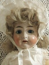 K&R-Simon & Halbig Antique Doll.  403 Germany-403.  23 Inches