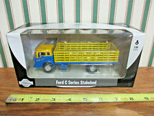 Santa Fe Trail Transport  Ford C Series Stakebed Truck By Athearn 1/50th Scale