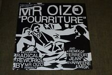 "Mr Oizo~Pourriture~2009 Electro 12"" Single~Download Code~French IMPORT~FAST SHIP"