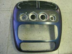 04 Dodge Neon SRT dash trim radio climate bezel