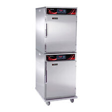 Cres Cor Co-151-H-189De-Stk Stacked Half Size Convection Cook-N-Hold Cabinet