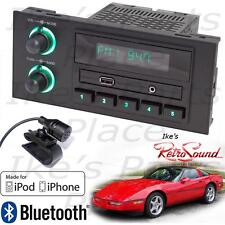 RetroSound 84-89 Chevy Corvette C4 Newport Radio/RDS/Bluetooth/iPod/3.5mm AUX-In