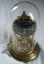 horloge KOMA sous globe-  pendule,réveil,montre.*