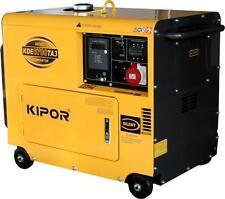 Kipor KDE6700TA3 Diesel generator 12 months Kipor warranty next day delivery