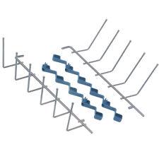 BOSCH Dishwasher Insert Top Upper Basket Glass Holder Prongs Tines Set