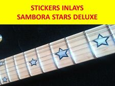 STICKER INLAY SAMBORA STAR DELUXE SILVER VISIT OUR STORE WITH MANY MORE MODELS