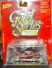 Johnny Lightning Gold Series Muscle Cars 1962 Plymouth Sport Fury HTF