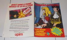 CORRIERE DEI PICCOLI n. 48 del 1982 + poster e inserto LADY OSCAR vignetta