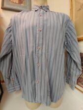 Double Axes Genuine Jeanswear Brand Men's XL Dress Shirt