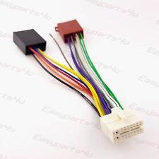 ISO Adapter CLARION DXZ 635MP 718R 728R 748R 768R 818RPR 828R AX555R PX2