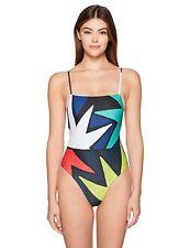 58a514897bdc5 Mara Hoffman Black Women's Size Large L One-piece Geo Swimwear #154