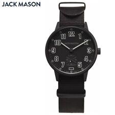 JACK MASON Watch Black out FIELD JM-F-401-017