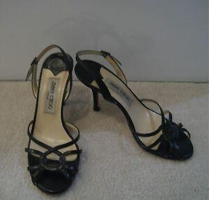 Jimmy Choo Black sandal
