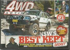 AUSTRALIAN 4WD ACTION - ISSUE 168 NSW'S BEST KEPT SECRET