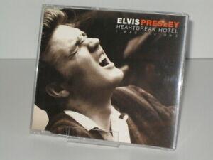 Single-CD Elvis Presley - Heartbreak Hotel / I Was The One (1996 BMG EU)