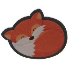 Cute Fox Shaped Nail File / Emery Board - Novelty Gift