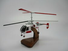 Ka-26 Kamov Ka26 Helicopter Desktop Wood Model Regular Free Shipping