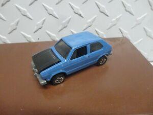 Loose Hot Wheels Blue VW Hare Splitter w/Blackwalls